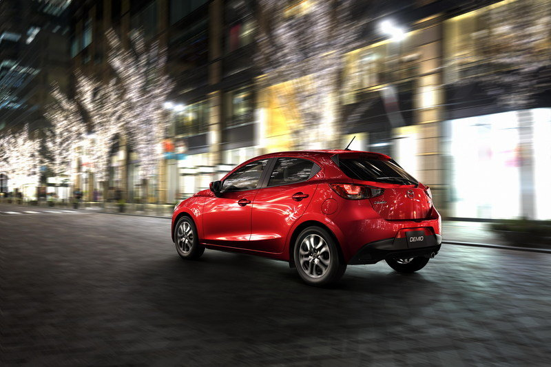 2016 Mazda2 High Resolution Exterior - image 560796