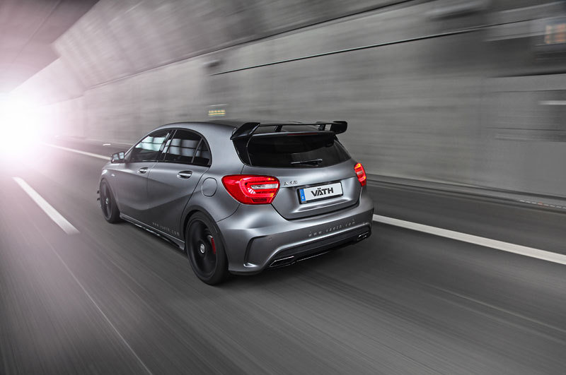 2014 Mercedes A45 AMG by Vaeth Exterior - image 561616