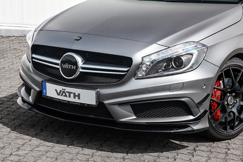 2014 Mercedes A45 AMG by Vaeth Exterior - image 561618