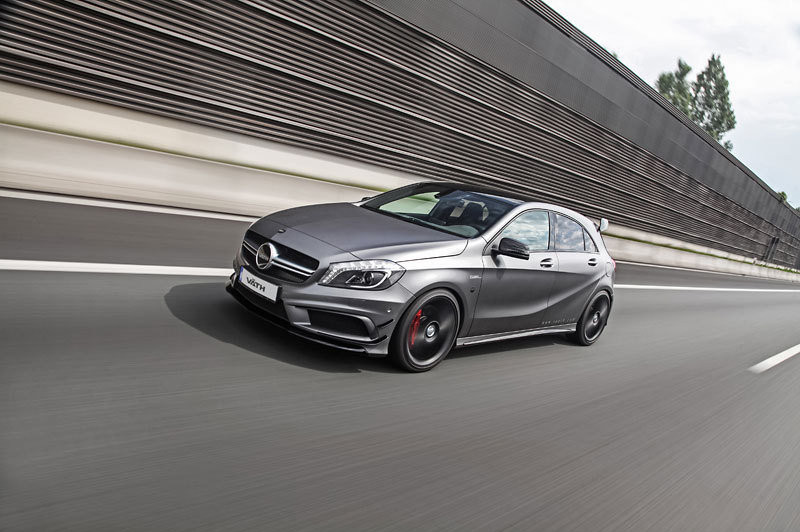2014 Mercedes A45 AMG by Vaeth Exterior - image 561615