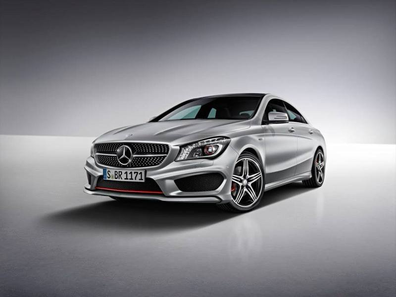 2014 Mercedes-Benz CLA250 Sport Package Plus