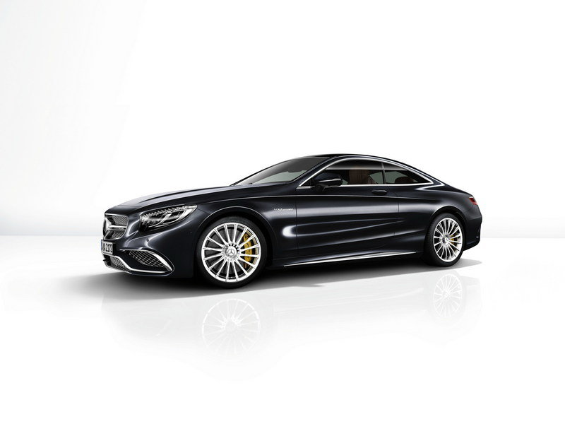 2015 Mercedes S65 AMG Coupe High Resolution Exterior - image 559663