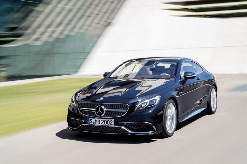 2015 Mercedes S65 AMG Coupe High Resolution Exterior Wallpaper quality - image 559698