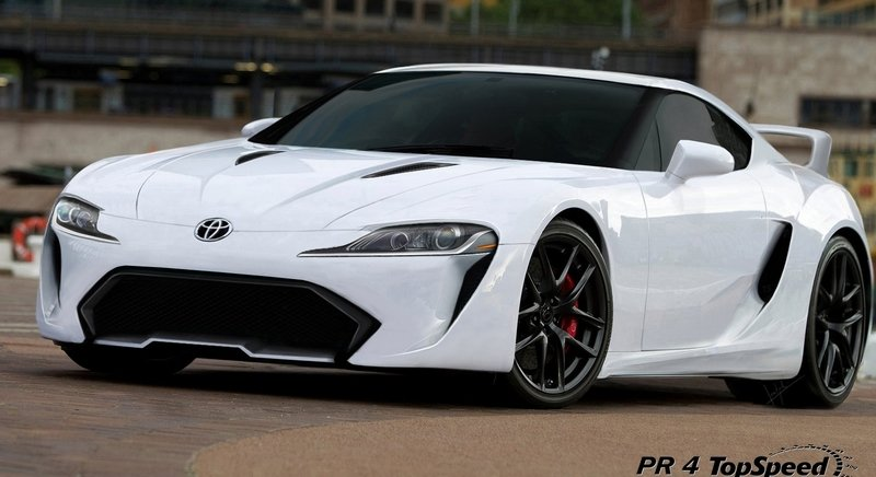 Next BMW-Toyota Sports Car Could go Hybrid