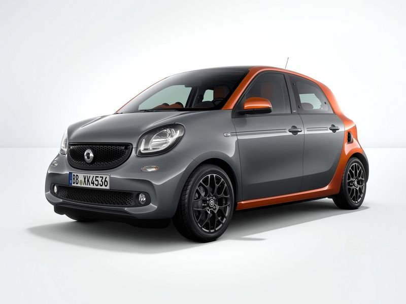2015 Smart ForFour Edition 1