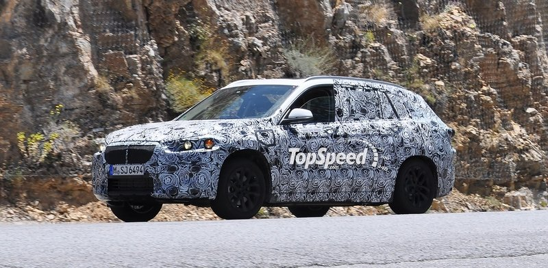 Spy Shots: BMW FAST Caught Testing Again