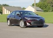 2014 Toyota Avalon Hybrid - Driven - image 561042