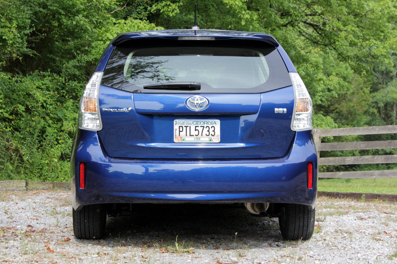 2014 Toyota Prius V - Driven High Resolution Exterior - image 559146