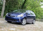 2014 Toyota Prius V - Driven - image 559156