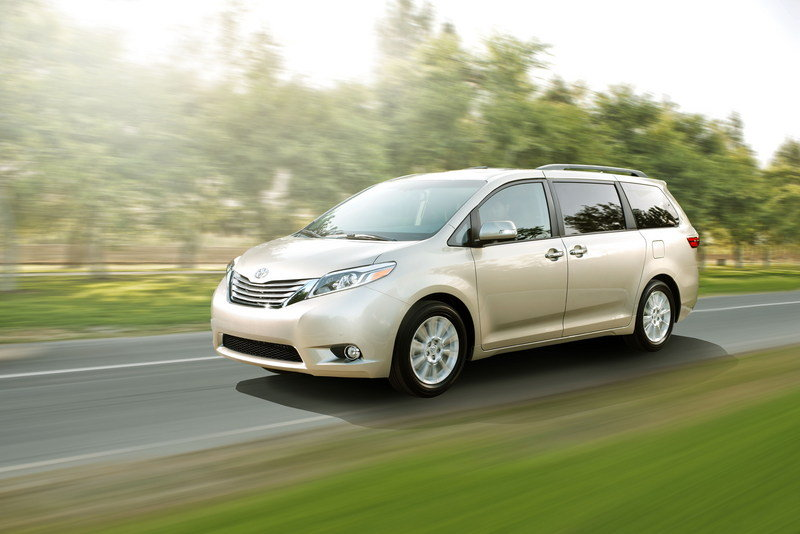 2015 Toyota Sienna High Resolution Exterior Wallpaper quality - image 560884