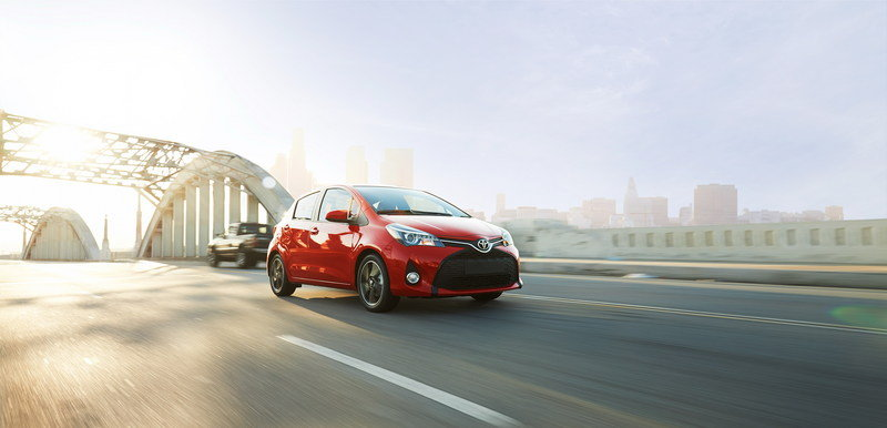2015 Toyota Yaris High Resolution Exterior - image 561648