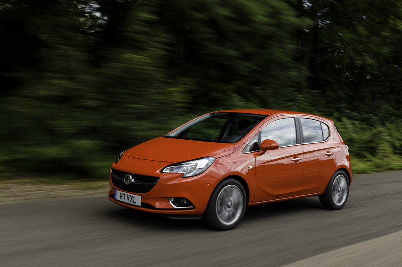 2015 Vauxhall Corsa High Resolution Exterior - image 559324