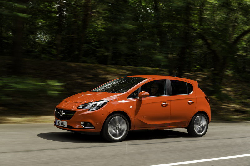 2015 Vauxhall Corsa High Resolution Exterior - image 559325