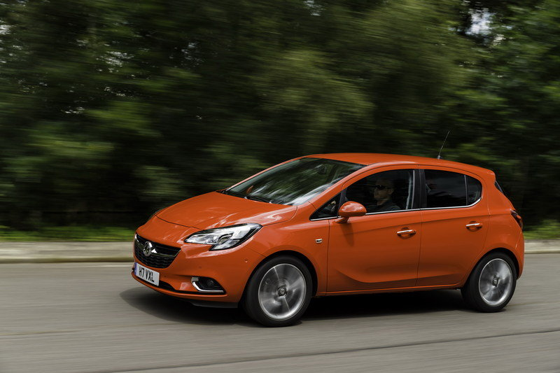 2015 Vauxhall Corsa High Resolution Exterior - image 559326