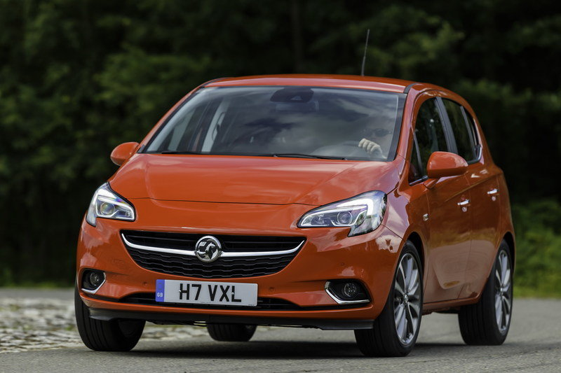 2015 Vauxhall Corsa High Resolution Exterior - image 559333
