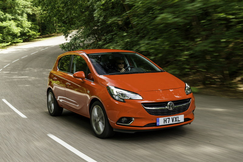 2015 Vauxhall Corsa High Resolution Exterior Wallpaper quality - image 559318