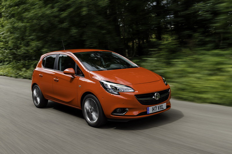 2015 Vauxhall Corsa High Resolution Exterior - image 559320
