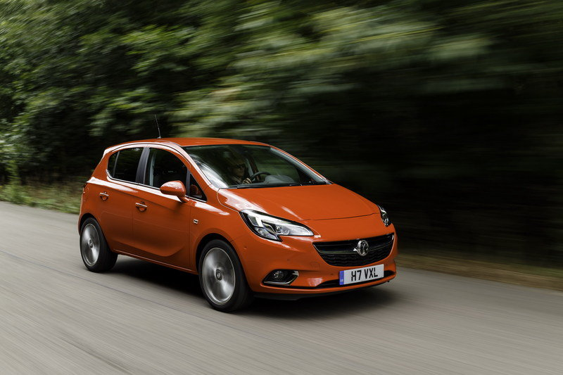 2015 Vauxhall Corsa High Resolution Exterior - image 559321