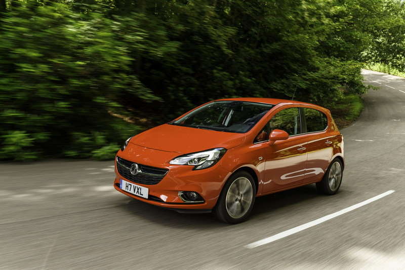 2015 Vauxhall Corsa High Resolution Exterior - image 559322