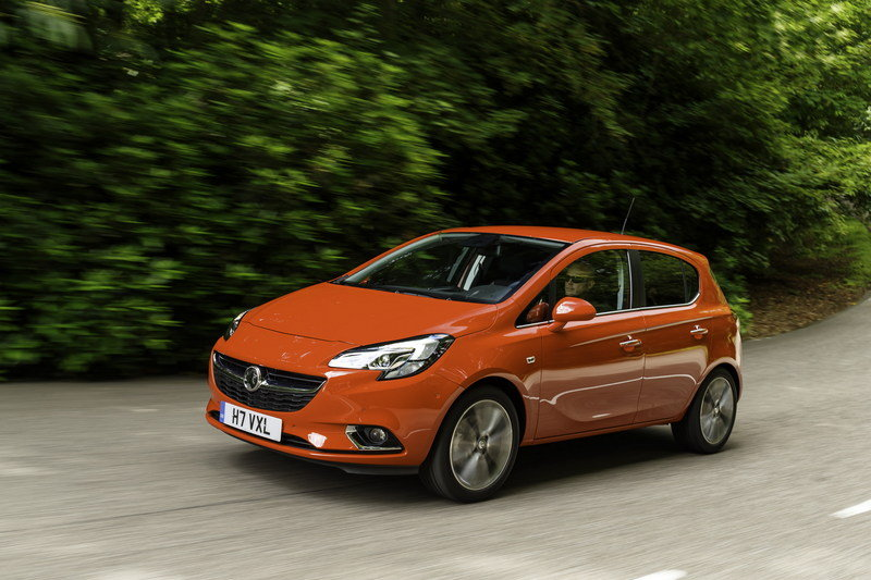 2015 Vauxhall Corsa High Resolution Exterior - image 559323