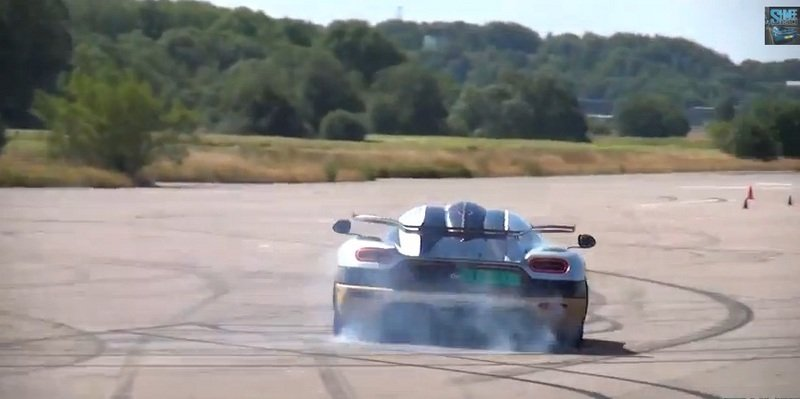 Video: First Look at the Koenigsegg One:1