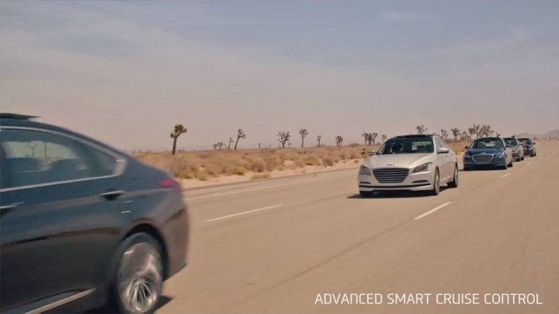 Video: Hyundai Presents The Empty Car Convoy