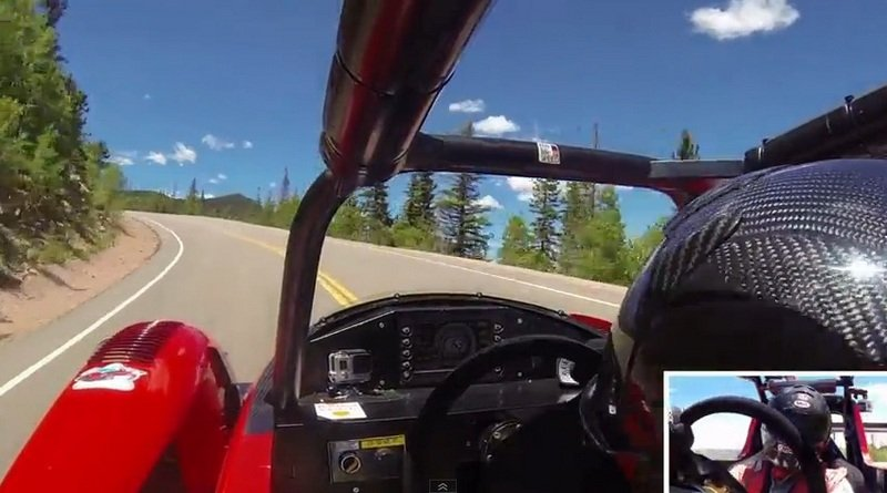 Video: Mitsubishi Breaking the EV Record at the 2014 Pikes Peak International Hill Climb