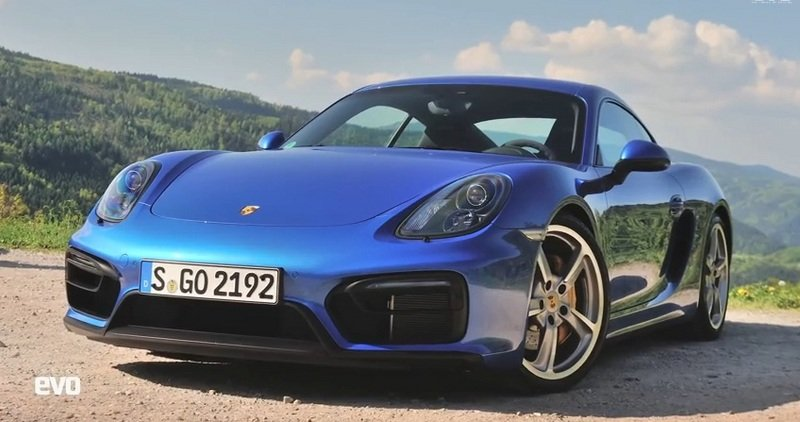 Video: Porsche Cayman GTS Sounds Amazing