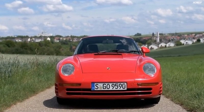 Video: Tribute to the Porsche 959