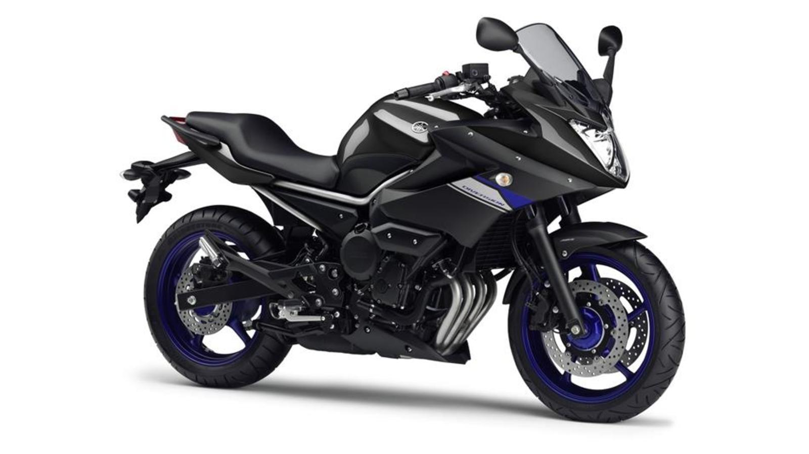 Can you ride a Yamaha XJ6 Diversion F with an A2 licence?