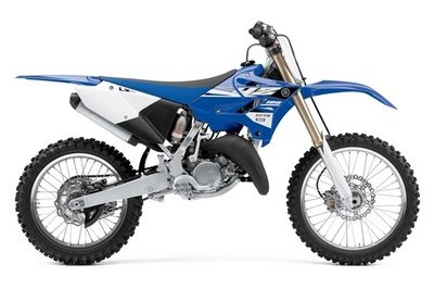 2015 Yamaha Yz125 Top Speed