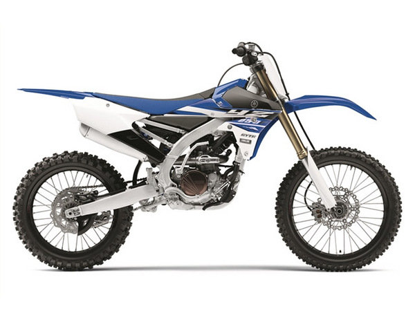 2015 Yamaha YZ250F Review - Top Speed