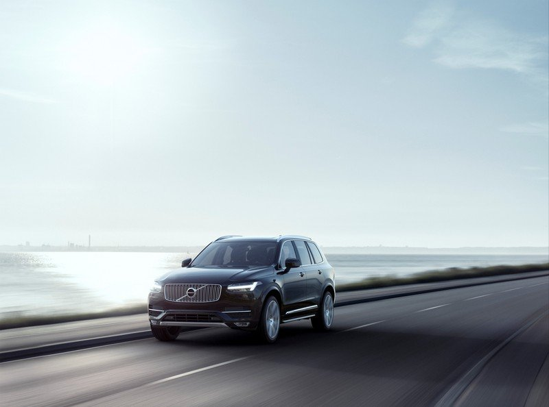 2015 Volvo XC90 First Edition High Resolution Exterior - image 566190