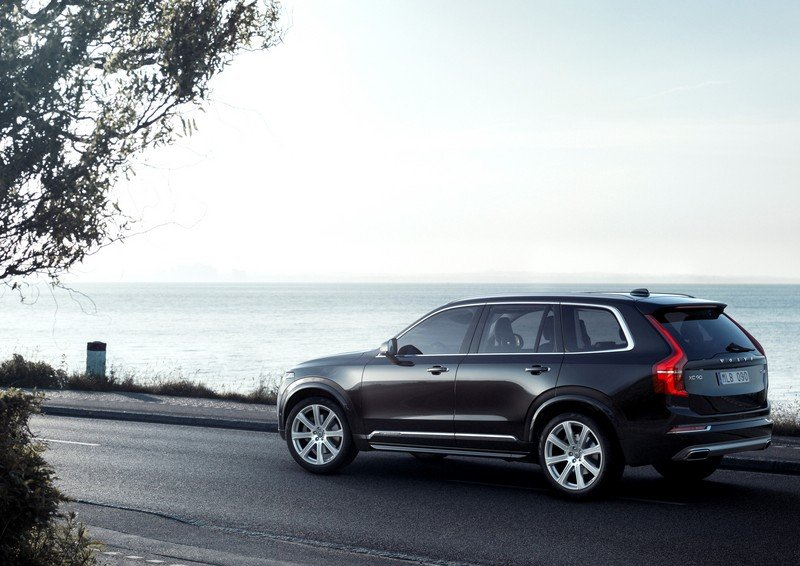 2015 Volvo XC90 First Edition High Resolution Exterior - image 566191