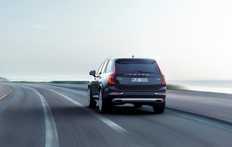 2015 Volvo XC90 First Edition High Resolution Exterior - image 566192