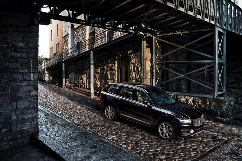 2015 Volvo XC90 First Edition High Resolution Exterior - image 566194