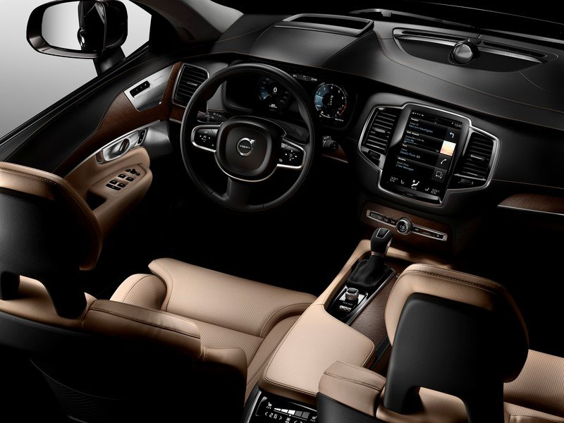 2015 Volvo XC90 First Edition Interior - image 566199