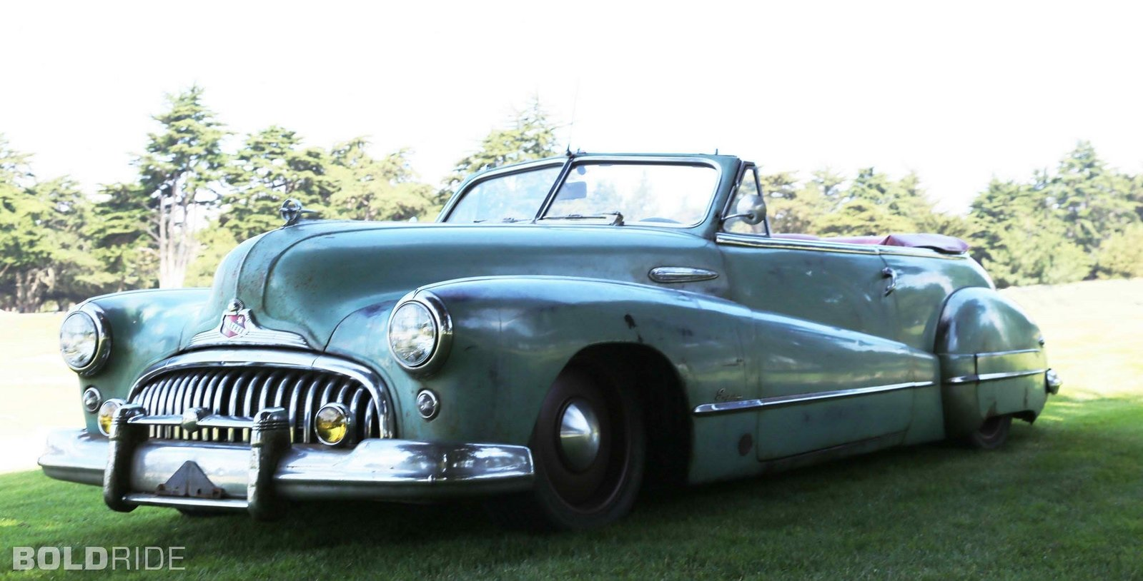 1948 Buick Super Convertible By Icon Top Speed