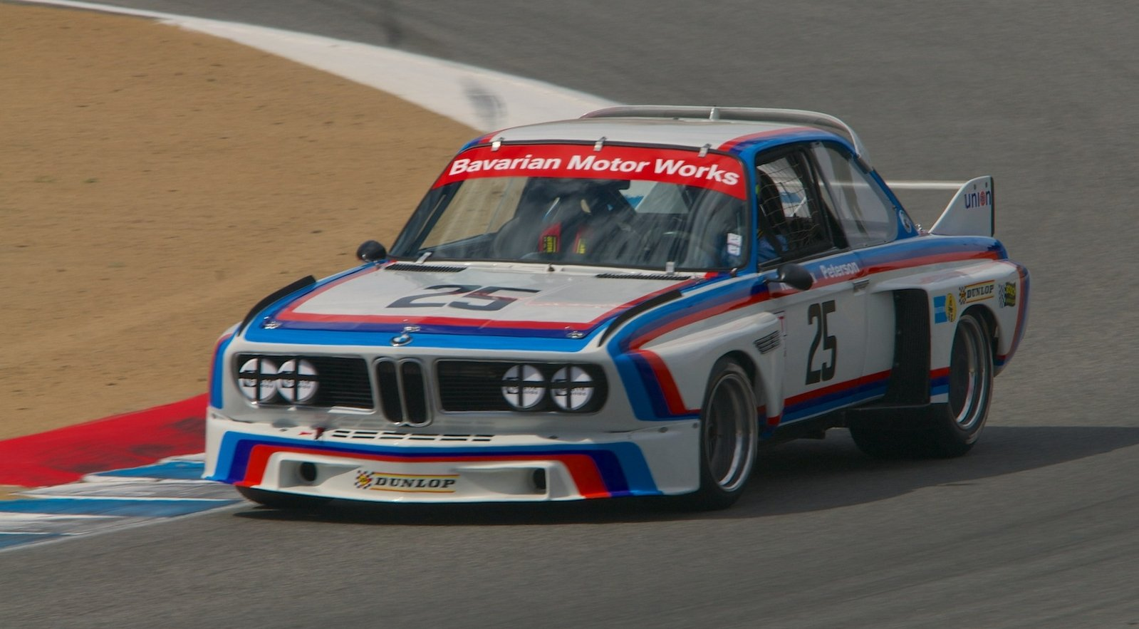 1975 Bmw 3 0 Csl Top Speed