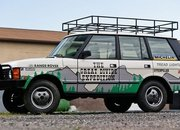 Land Rover Range Rover Great Divide Replica Vehicle & Expedition Package