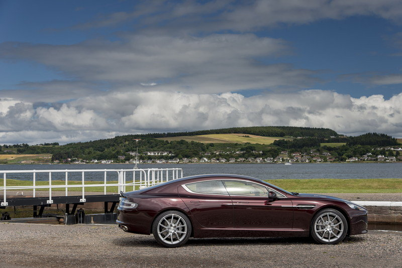2014 - 2015 Aston Martin Rapide S High Resolution Exterior - image 563372