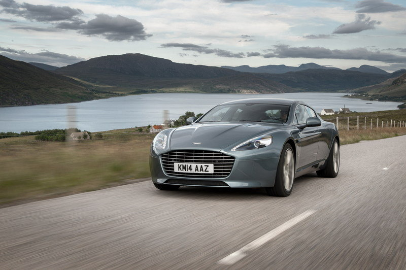 2014 - 2015 Aston Martin Rapide S High Resolution Exterior - image 563389