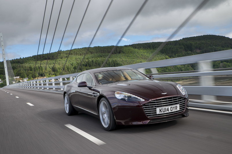 2014 - 2015 Aston Martin Rapide S High Resolution Exterior Wallpaper quality - image 563390