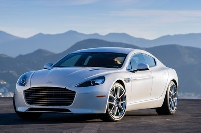Aston Wants An All-electric Rapide With 800 HP By 2017
