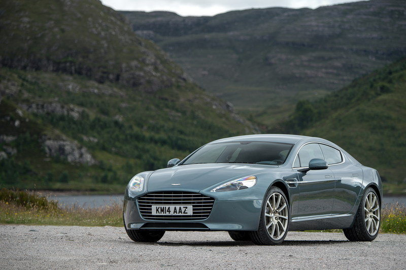 2014 - 2015 Aston Martin Rapide S High Resolution Exterior - image 563368