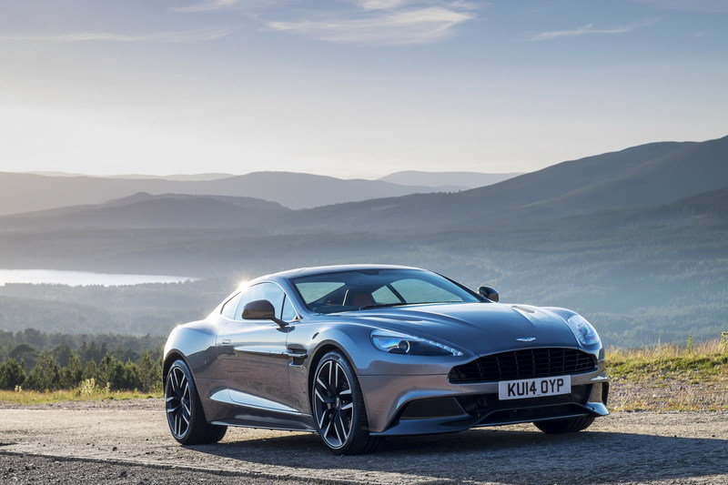 Aston Martin Rakes in $26 Million for Tooling and Design Drawings for the Vanquish