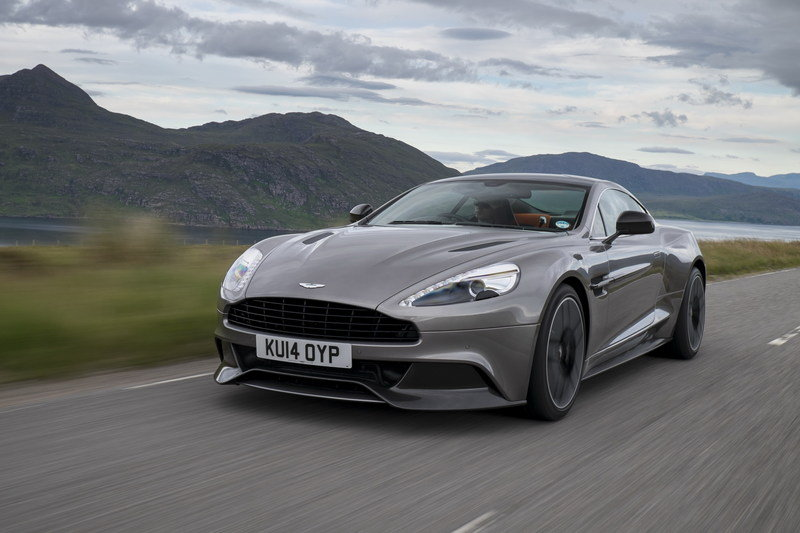 2014 - 2015 Aston Martin Vanquish High Resolution Exterior - image 563425