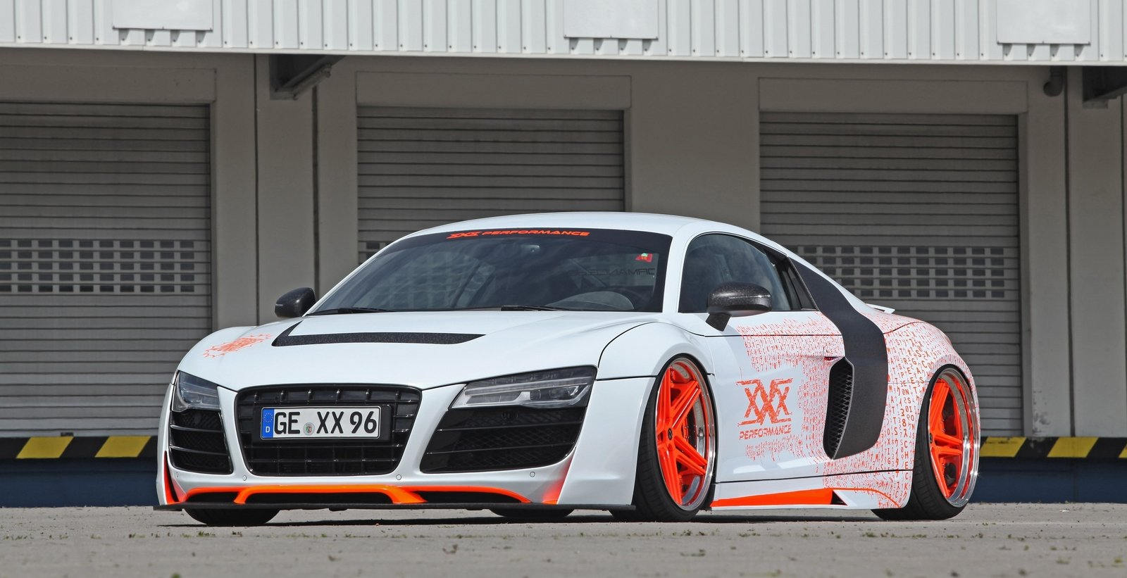 2014 audi r8 by xxx performance top speed. Black Bedroom Furniture Sets. Home Design Ideas