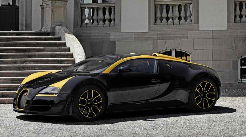 "2014 Bugatti Veyron Grand Sport Vitesse ""1 of 1"""