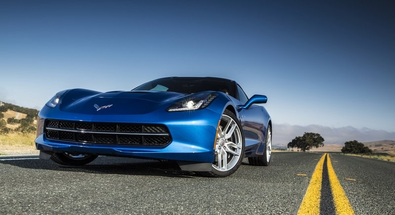 2014 Chevrolet Corvette Stingray Posts Record Sales for Chevrolet